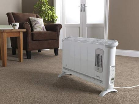 Dimplex 3KW 403TSFTie Electric Convector Heater with Turbo Boost and Timer