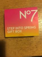 No7 Gift Box Serum, Eye Cream & Primer