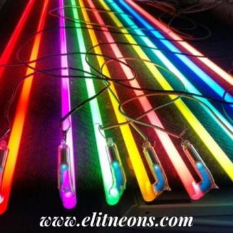 Real glass neon sign light art advertising
