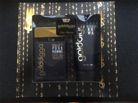 Men's Golddigga Dollar Gift Box