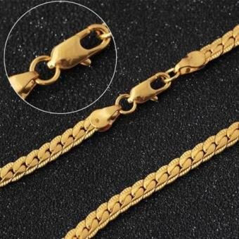 wonderful gold chain for womens Good quality gold18k