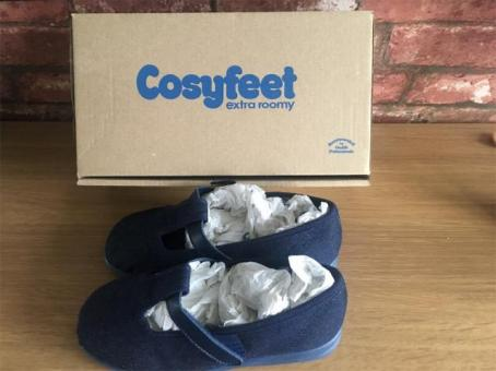 Cosyfeet Size 3 Extra Wide Fitting New in Box