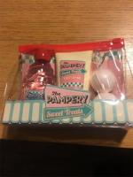 The Pampery Sweet Treats Gift Set New