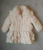 Moncler baby coat 3/6months