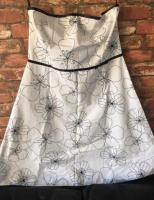 Strapless Dress Size 16 Excellent Condition (postage available)