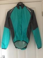 Ladies Small Waterproof Coat Excellent Condition (postage available)