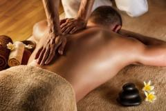 QUALIFIED MALE MASSEUR FULL BODY RELAXING SWEDISH MASSAGE
