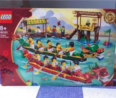LEGO Chinese Seasonal Set Dragon Boat Race