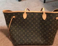 Louis Vuitton neverfall GM