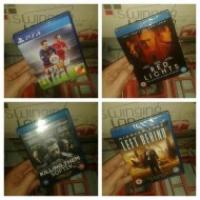 PS4 Games + Bluray DVDs