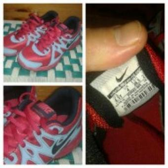 Boys Size 4 Trainers