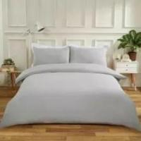 Brentfords Washed Linen Duvet Set