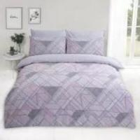 Dreamscene Abstract Lines Duvet Set