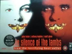 Exclusivr Gift PackDVD Limited Edition The Silence of the Lambs (1991) Colour Limited Edition Brochu