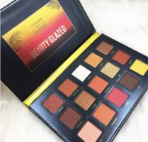 Beauty Glazed Sunset Eyeshadow Palette