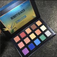 Beauty Glazed Strelitzia Eyeshadow Palette