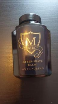 After shave balm anti-ageing