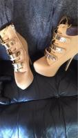 No Doubt stilettos boots size 8