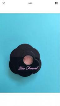 Too Faced Exotic Color Intense Eye Shadow - Copper Peony 1.7g New