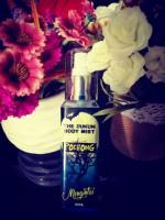 Body/fragrance Mist 125ml.
