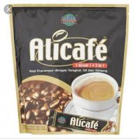 Power root Alicafe 5 in 1 Tongkat Ali & Ginseng Premix coffee (20 sachets x 30g) 600g