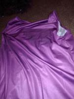 Brand new; never worn and it excellent condition, soft purple casual dress