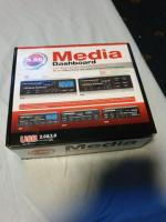 media 525B dashboard for pc