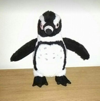 Cuddly toy penguin