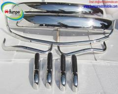 VW Beetle USA style bumper (1955-1972) by stainless steel