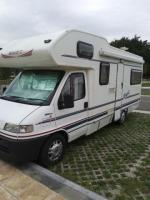 Fiat ducato swift Royale ensign