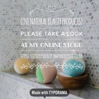 All Natural Handmade Products Available To Order!