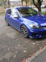 vw golf r 2.0 dsg 4 motion 5 door hatchback 2019