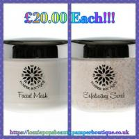 Pamper Boutique Facial Skincare Brand New.