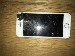 iPhone SE for parts