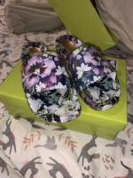 Ted baker sliders size 7-8
