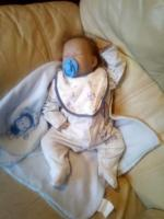 Baby jacob reborn doll