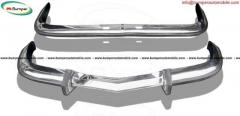 BMW 2800 CS E9 bumper kit (1968-1975)