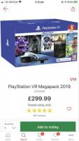 Sony playstion VR