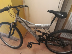 Shockwave mens mountain bike
