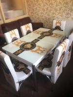 Turkish dinning table  with 6 chairs