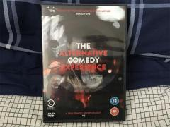 DVD season one comedy experience