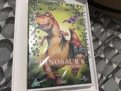 DVD brand new sealed A Dinosaurs Story