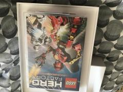 DVD Lego factory brand new sealed