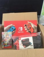 Nintendo switch new with super mario odessy