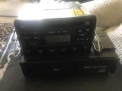 Ford cd 6000 and 6 cd changer with keys and code