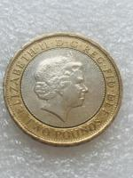 2 pound coin abolition of the slave 2007.