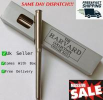 BRAND NEW Harvard Rollerball Pen With Gift Box! AMAZING VALUE!