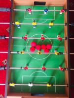 Table football games.