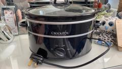 slow cooker and grill
