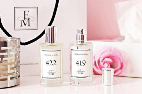 Fragrances, aftershaves, makeup and more